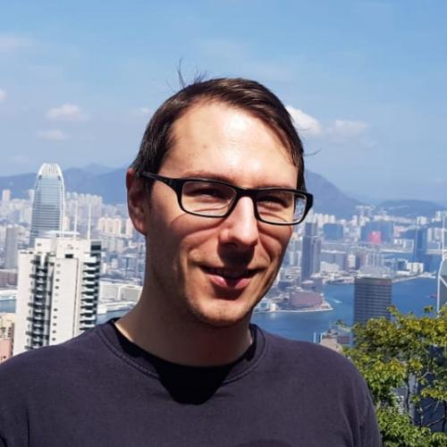 Patrick - Hong Kong: Hi! My name is Patrick, I am from Germany...