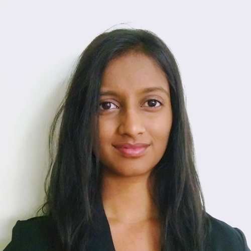 Praneetha - Perth: Hello! My name is Praneetha and I am an und...
