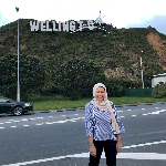 Putri - Wellington: My name is Putri, a second-year student at...