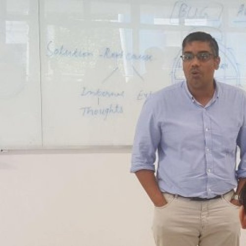 Raman - Singapore: Good day! I possess an MBA WITH Merit coupl...