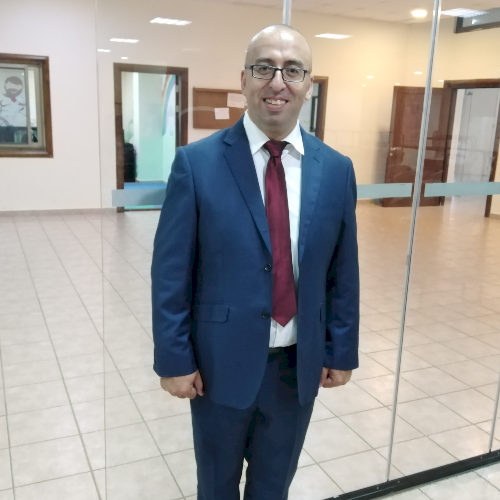 Rami - Arabic Teacher in Amman: I'm Rami and I am 41 years old...