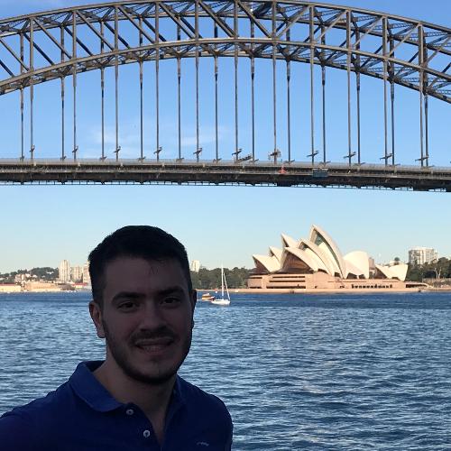Ricardo - Perth: My name is Ricardo, although everyone calls m...