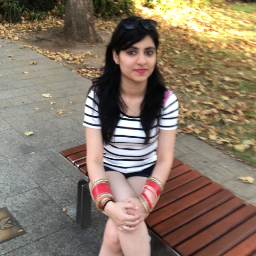 Sakshi - Adelaide: Hi, My name is Sakshi and I'm a Finance s...