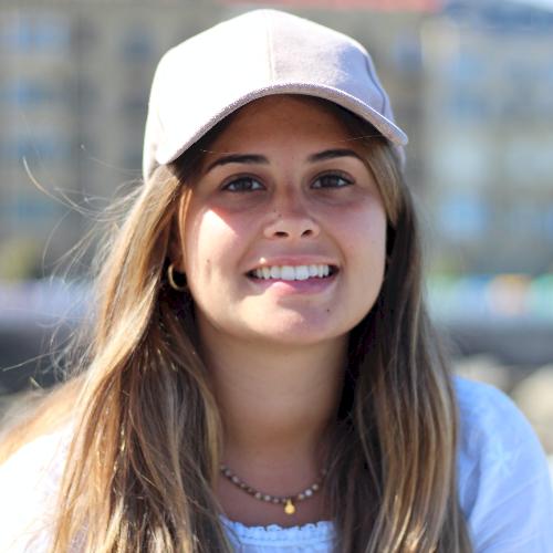 Samanta - Dublin: Hi!! I'm Samanta and I'm a girl from Spa...