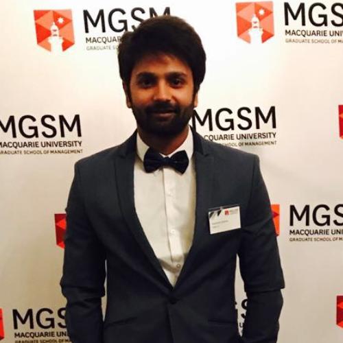 Sanidhya - Sydney: I am a professional working in Sydney, I li...