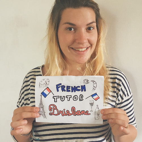 Sarah - Brisbane: Hi! I am a French woman engaged with an Aust...