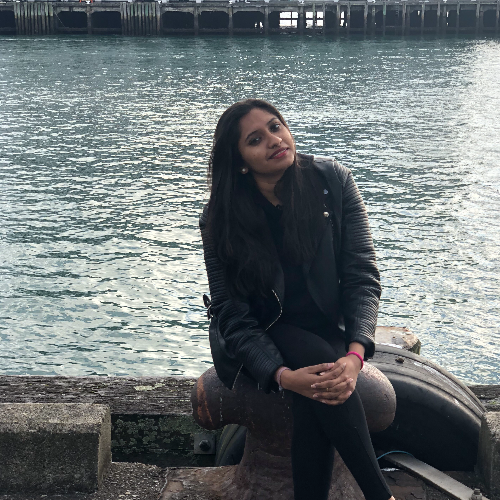 Shwetha - Auckland: I have good command over Tamil and Hindi a...