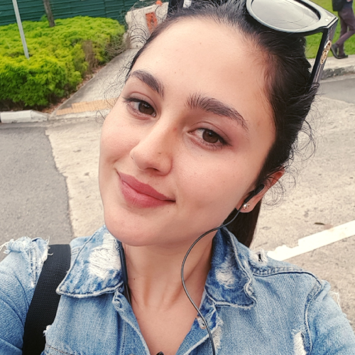 Sofía - Singapore: I'm a Chilean Lawyer studying  my LLM in i...