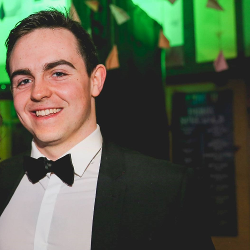 Stephen - Dublin: Hi! My name's Stephen and I'm a native Eng...