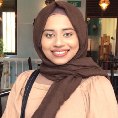 Syazwany - Singapore: Hi, I'm a Half Arab, Half Chindian (Chin...