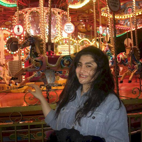 Rania - City of London: Hi it's rania diab i want to study m...