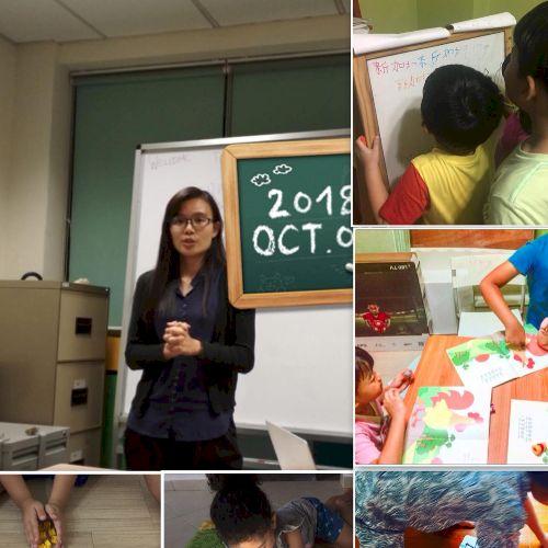 Averil - Chinese / Mandarin Teacher in Singapore: I am a unive...