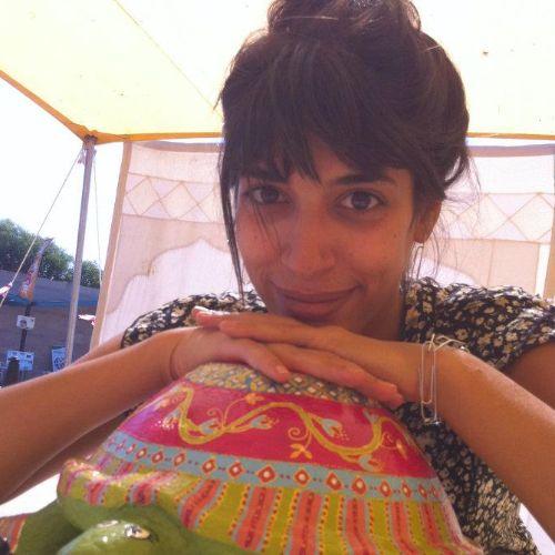 Hila - Hebrew Teacher in Tel Aviv: Hello, my name is Hila.  I ...