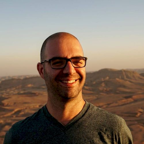 Ido - Hebrew Teacher in Tel Aviv: I'm a friendly and engaging ...