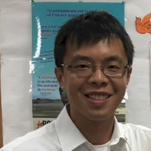 Lionel - Singapore: Learn French from a teacher with native ma...