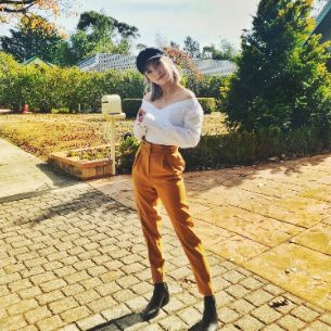 Qin - Melbourne: Hi there! I've always been passionate about s...