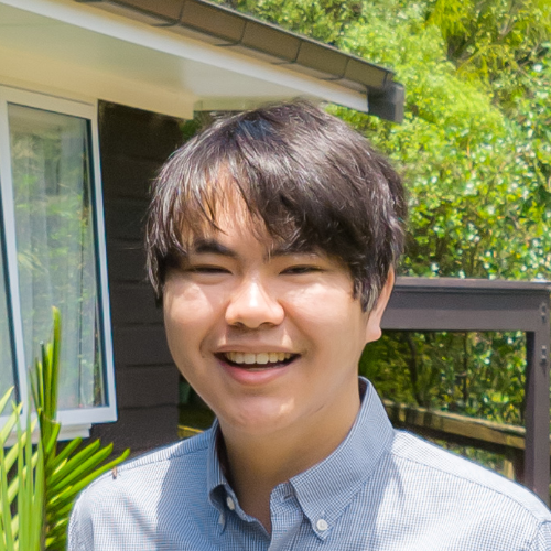 Taiga - Auckland: My first language is Japanese.