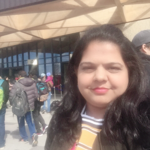 Tejaswini - Hindi Teacher in Amsterdam: Hi I am Tejaswini, I a...
