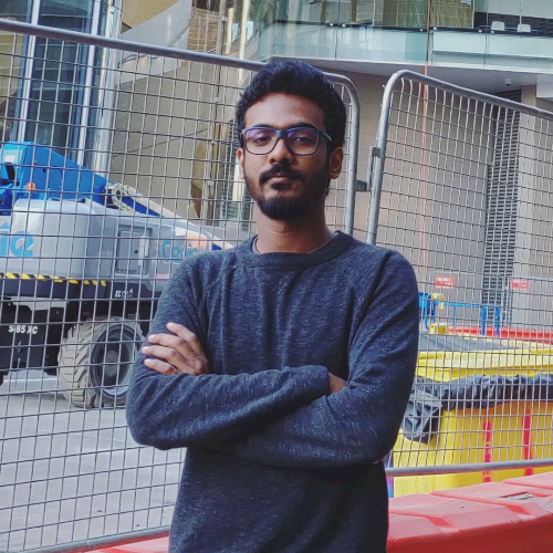 Tharun - Sydney: I am an architect by profession and I am curr...