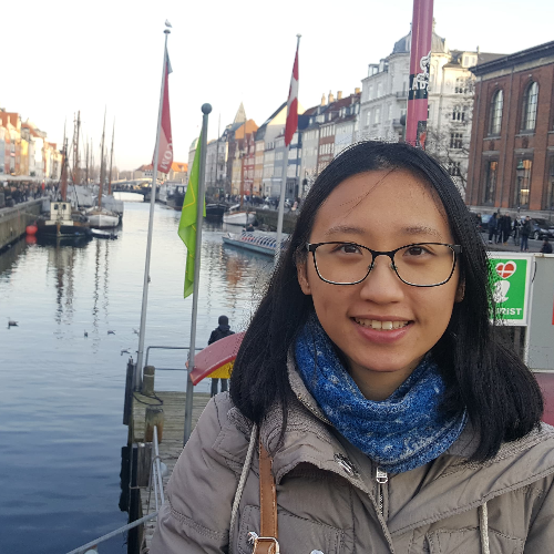 Thu Viet Trang (Nicole) - Sydney: Hi! My name is Nicole. I'm 2...
