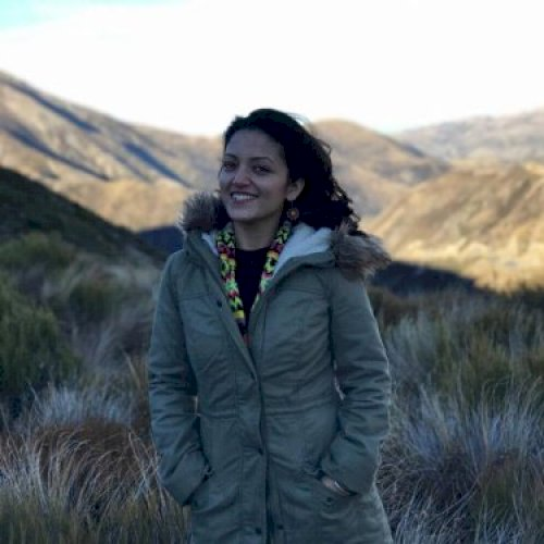 Vaani - Christchurch: Hello! I am Vaani from India. I'm curren...