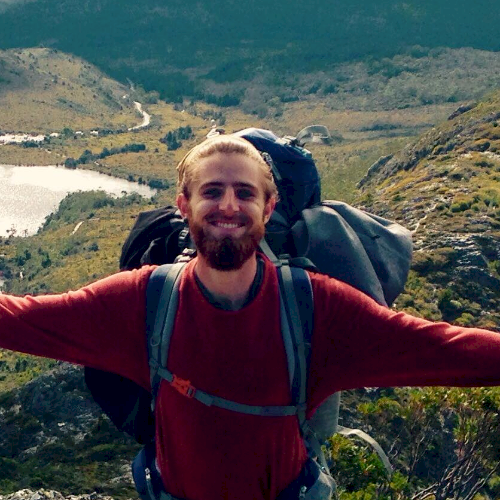 Victor - Darwin: I'm Victor a french backpacker who travel aro...