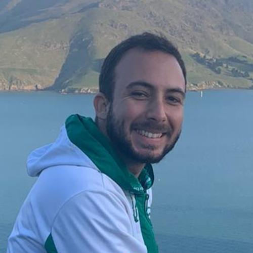 Vinicius - Portuguese Teacher in Christchurch: I'm from Brazil...