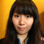 Yui - Melbourne: Hello, this is Yui. I can talk in English and...