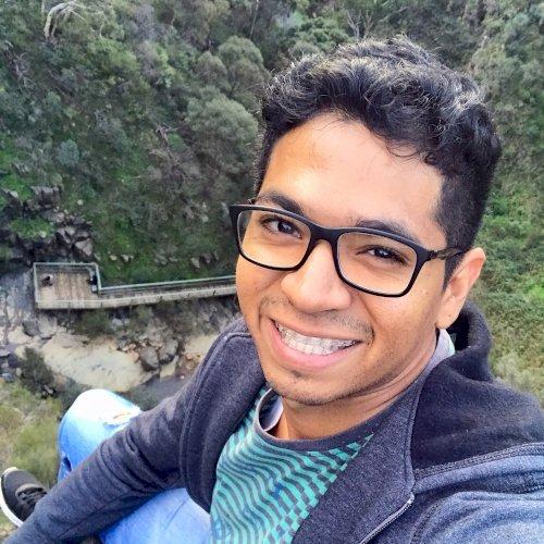 Zaqueu - Adelaide: I am Zaqueu from Brazil. I have a lot of ex...