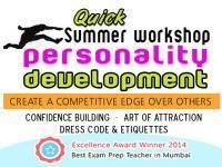 Personality Development (by native (UK) English speaking tutor)