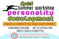 Personality Development (by native (UK) English speaking tutor)
