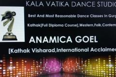 Learn Kathak, Jazz, Salsa, Hiphopp, Folk & Contemporary