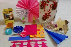Paper art workshop