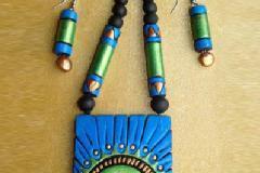 Terracotta jewellery making class