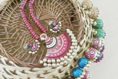 Advanced Terracotta Jewellery Making Class in Tirupur