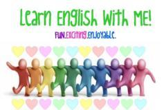 English Communication (learn through fun)