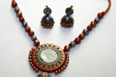 Terracotta jewellery making course