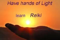 Heal just by a Touch, a Reiki Touch