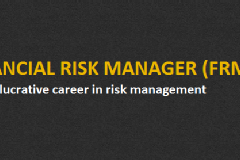 Become a Financial Risk Manager(FRM)