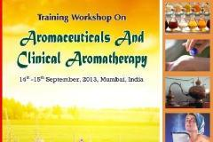 Clincal Aroma Therapy and Aromaceuticals Training Workshop