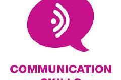COMMUNICATION SKILLS - Taught by a native English speaking tutor)