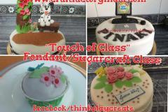 Cake Decorating - Fondant and SugarCraft 26 & 27 Oct 2013