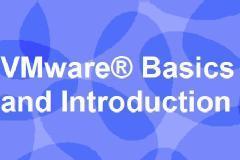 VMware Basics