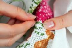 Embroidery for your creative hands!