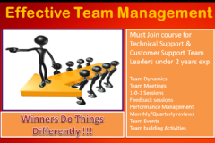 Effective Team Management