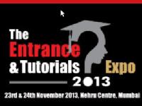 The Entrance and Tutorial Expo 2013 Mumbai