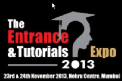 The Entrance and Tutorial Expo 2013 Mumbai