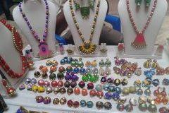 Advanced terracotta jewellery making workshop just for Rs.1300/-