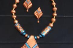 Learn the magic of terracota and beads world