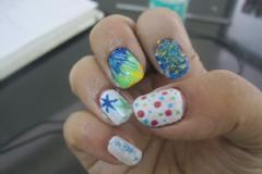 Professional Nail art course